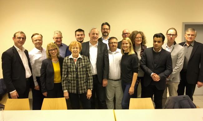 , Neuer Vorstand der CDU Rhein-Selz gewählt