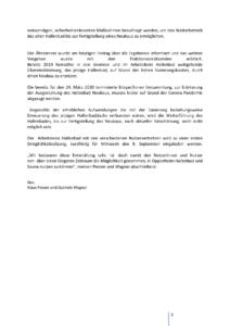 Pressemitteilung Hallenbad Oppenheim der VG Rhein-Selz